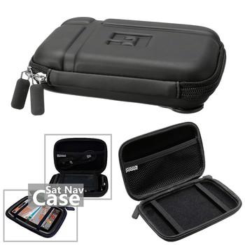 5 Cal GPS twardy futerał nawigacji do przechowywania EVA ochrony torba na zewnątrz podróży przenośna nawigacji satelitarnej ochraniacz uchwytu tanie i dobre opinie GPS Hard Case Audew GPS bag