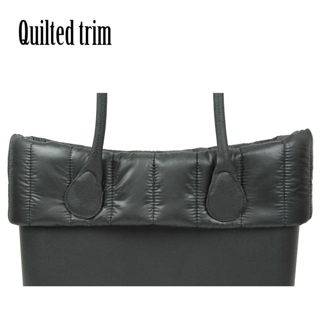 New Classic Obag quilted trim Decoration  for Obag Classic Bag body O bag
