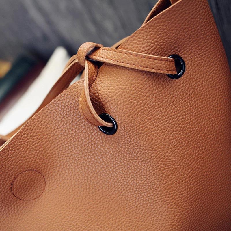 2 Pcs/Set High Capacity Bags for Women  hand bags  Handbags Women Bags 4 one size 38