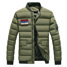 2017 Winter Tactical Jacket Men Men