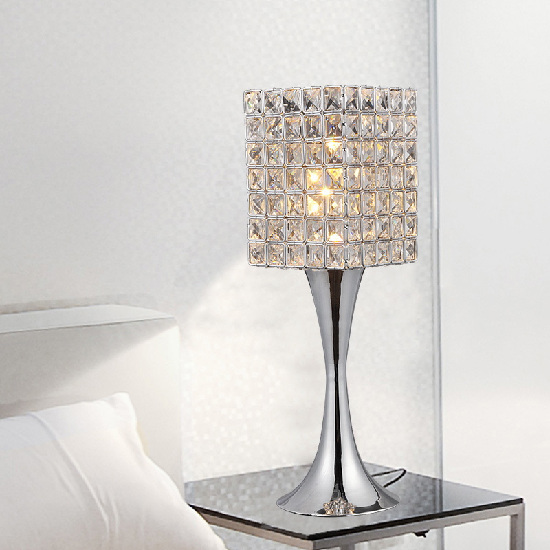 Compare Prices on Contemporary Crystal Table Lamp- Online Shopping ...