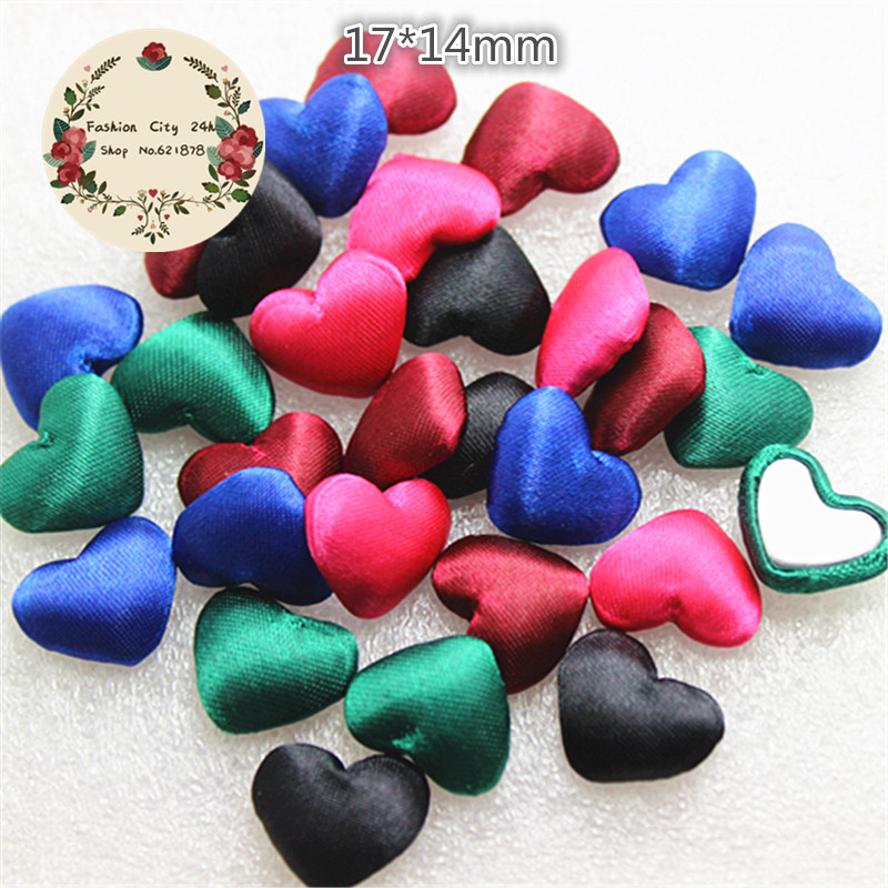 Home & Garden Flight Tracker 17mm Mix Colors 50pcs Satin Fabric Covered Heart Button Flatback Cabochon Diy Decoration Buttons Handmade Scrapbooking,bk1010 To Win A High Admiration Arts,crafts & Sewing