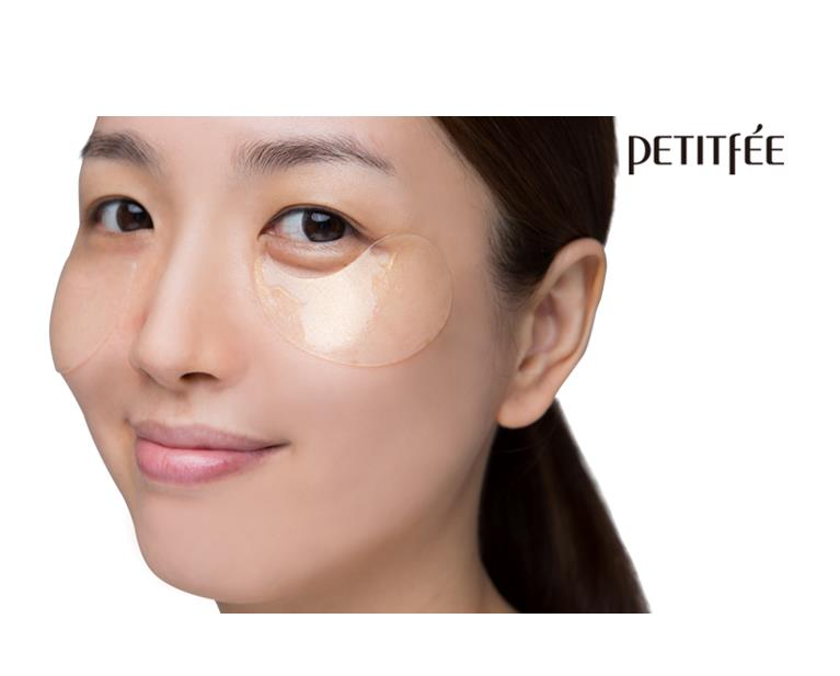 PETITFEE Gold & EGF Eye Spot Patch 90p (Eye Mask 60p Spot Patch 30p )Eye Care Spot Remover Sleep Mask Eliminates Dark Circles 11