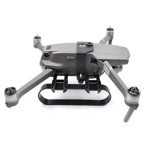 Image 5 - DJI Mavic 2 iniş Skid Gopro kamera LED ışık montaj/iniş takımı DJI Manvic 2 Pro/Zoom drone aksesuarları