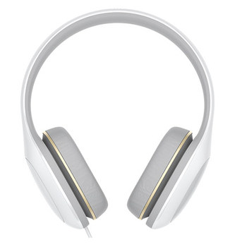 Original Xiaomi Headphones Relaxed Version - WHITE  Headset with Built-in Mic