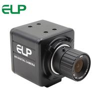 H 264 30fps 1080P Usb Surveillance Cameras 4m 6 8mm Manual Focus Lens Sony IMX322 Low
