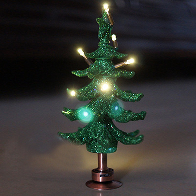 112 dollhouse miniature led lamp christmas tree light doll house miniatures accessories toy