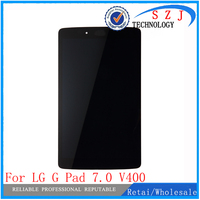 New For LG G Pad 7 0 V400 LCD Display Touch Screen With Digitizer Sensor Panel