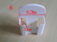 New TV DVD YORK / Gree / DAIKIN Air Conditioner Wall Mount Distant Management Holder Wall Mounted 62mm*22mm