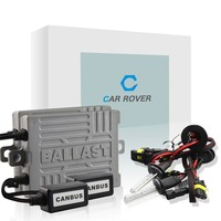 Car Rover HID Xenon Conversion Kit 55W Canbus H1 H3 H7 H11 9005 Hb3 9006 Hb4