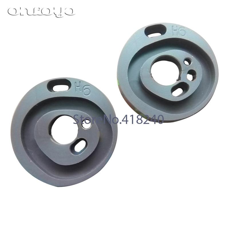 Piezas para máquina de bordar BARUDAN H6 leva de nailon split 15 axis 18 axis RH230290 reemplazo separable 20mm 18mm