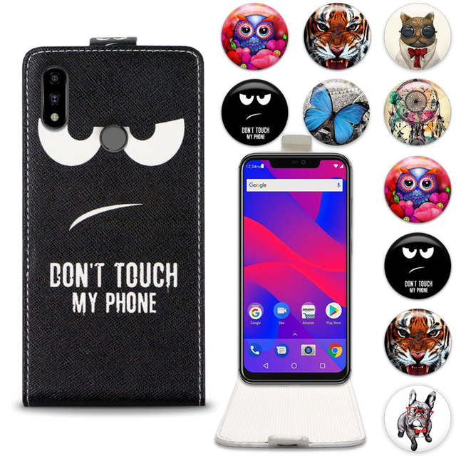 100% authentic 52790 1ec32 US $3.99 20% OFF|Newest Flip case For Blu Vivo XI+ Luxury Cool Printed  Cartoon 100% Special PU Leather Phone case cover-in Flip Cases from  Cellphones ...