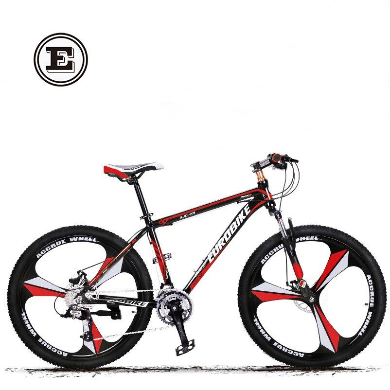 EuroBike 30 montaña aleación Marcos montaña Bicicletas 26 pulgadas ...