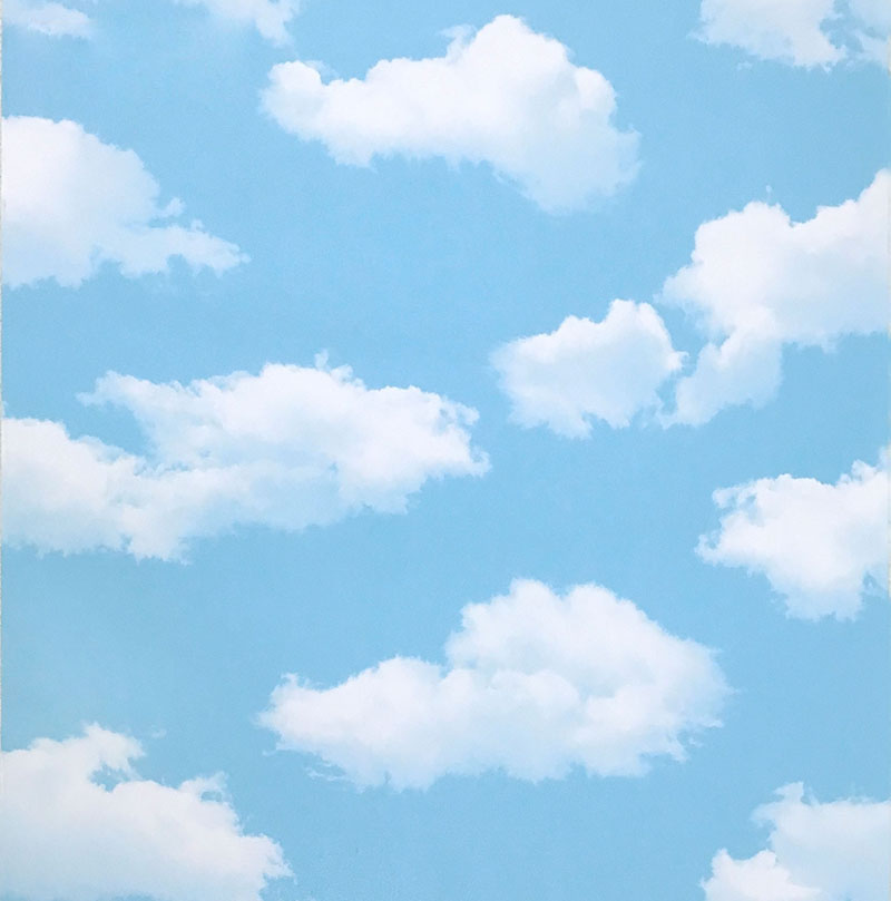 Cloud Ceiling Wallpaper | Taraba Home Review