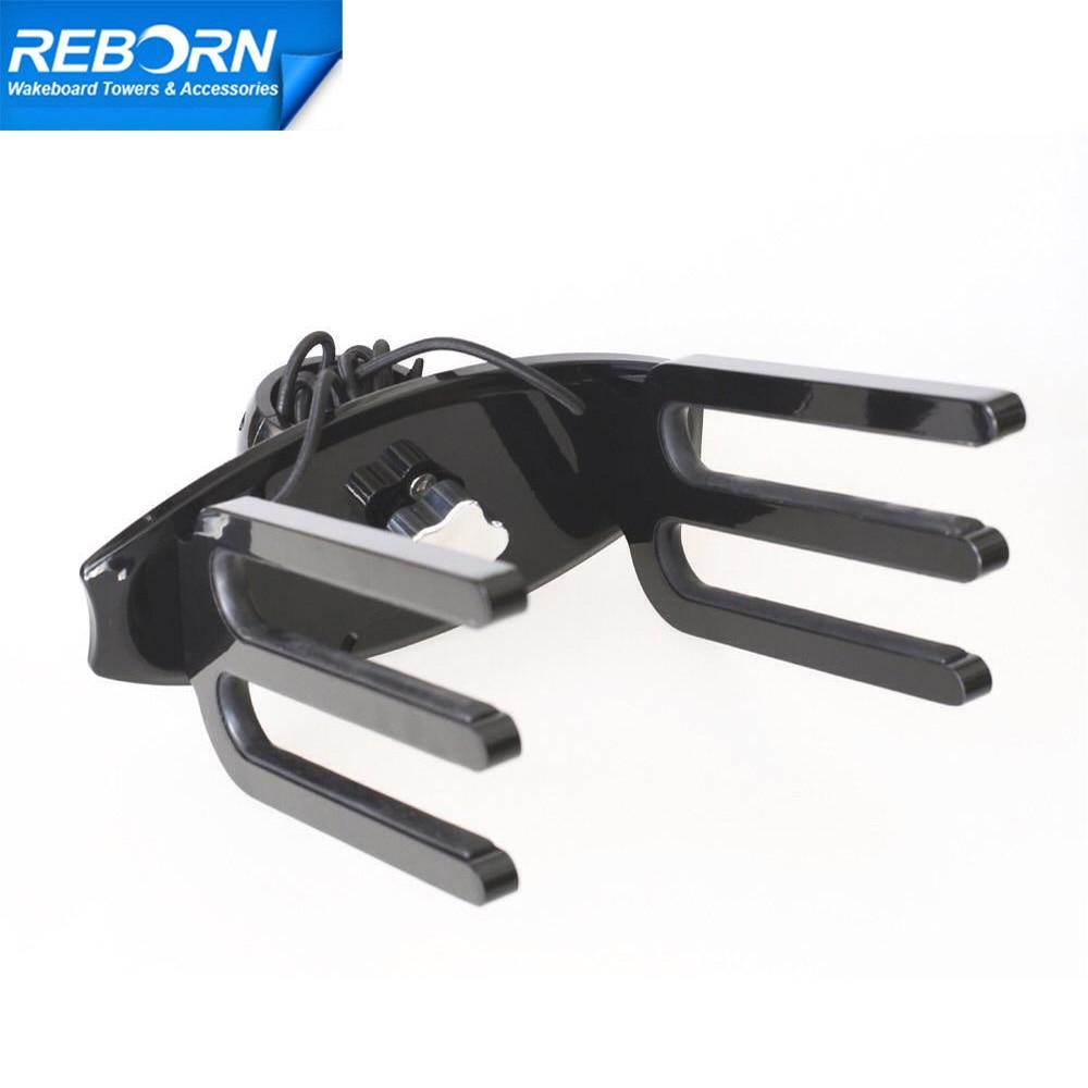Reborn Pro Boat Wakeboard Rack Glossy Black