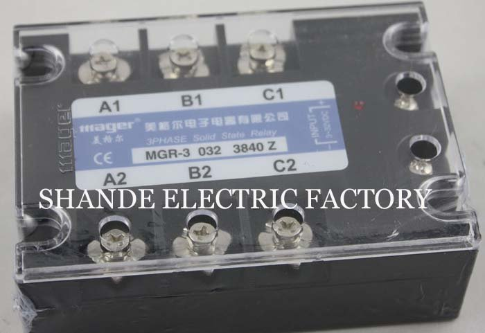 Solid State Relay Ac Load