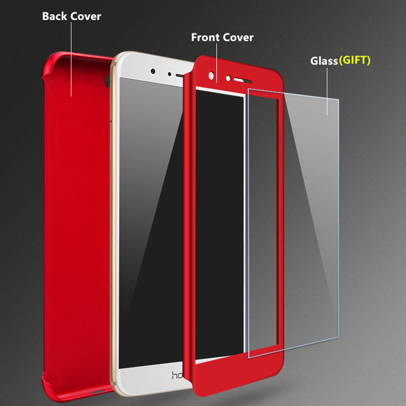 Full-Covered-Case Tempered-Glass Samsung 4-5-Cover S5 No For Galaxy S6 S7 Note 3 On And