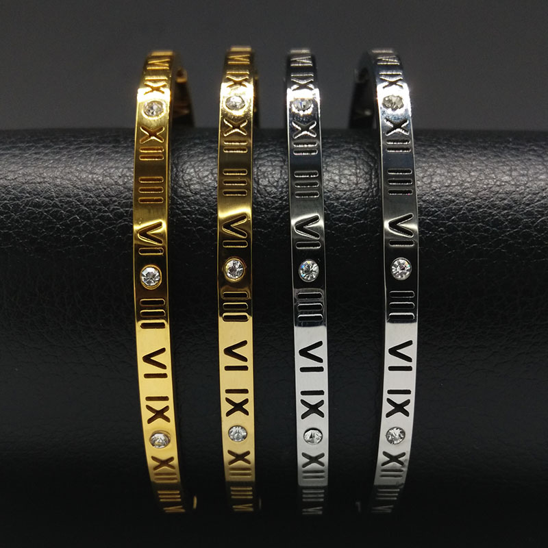 Buy Stainless Steel Bangles Bracelets