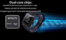 3Pcs/Lot, DHL Free Android O.S Smart Watch Phone GMS/WCDMA Dual Core 3MP Camera 1.54″ 240 HD Display, Wifi/GPS/Bluetooth