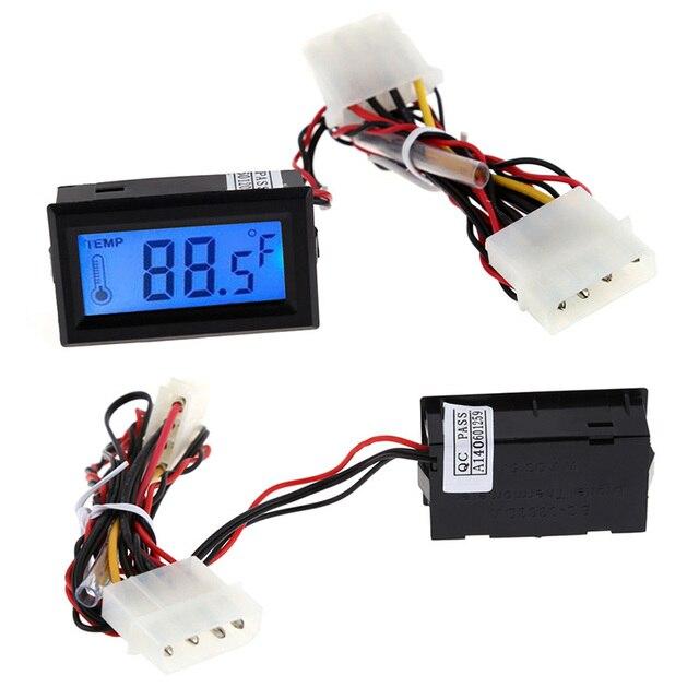 Neue Hochwertige Digitale Thermometer Temperatur LCD Messinstrument ...
