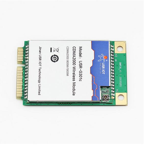 USR-G301c Free Shipping USB to 3G Module UART to 3G OEM Module Voice Function Supported usb to rs485 module black