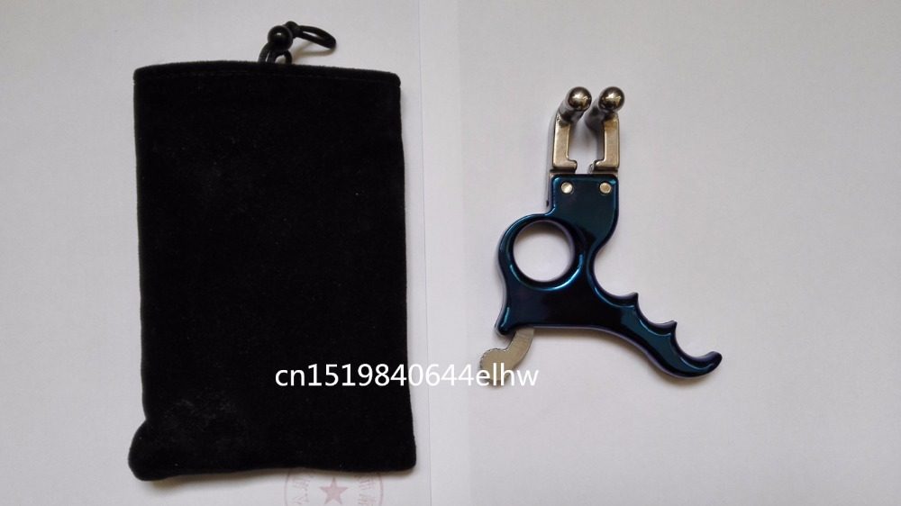 Slingshot Crossbow catapult Release device Slingshot trigger No need to bend over