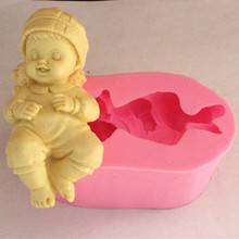 Food Grade Silica Gel Mould 3d Sugar craft cake decorating fondant chocolate mold Handmade Baby Soap Making Silicone Soap Molds 3d peony mold handmade silicone material food grade sugar craft chocolate flower soap mold