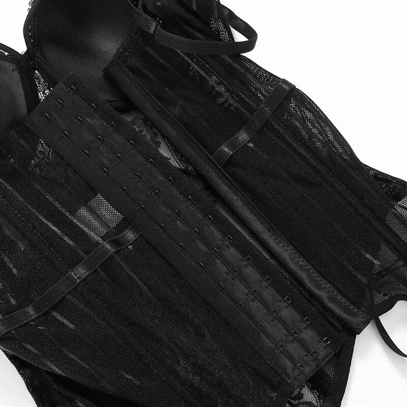 Image 5 - Erotic Shape Wear Set Body Shaper with G string Thong Panties Waist Shaper
