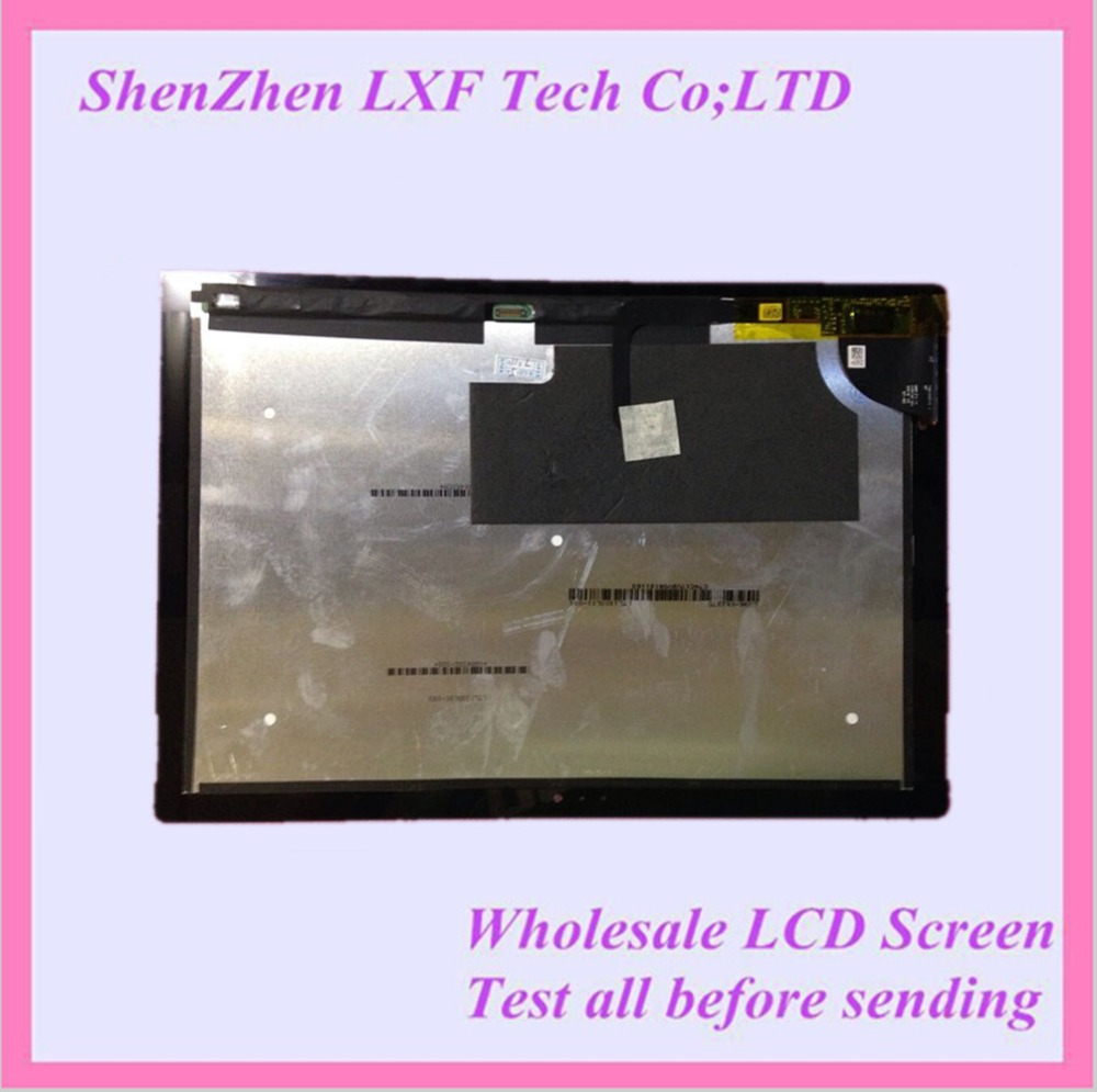 LCD Assembly For Microsoft Surface Pro 3 1631 TOM12H20 V1.1 LTL120QL01 003 lcd touch screen digitizer replacement assembly