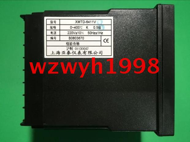 AISET Genuine Shanghai Yatai temperature control table XMTD-6411V temperature control thermostat