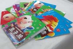 От 3 до 5 лет Детский мультфильм чтение книги услуги печати в Китае