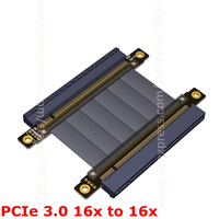 Riser PCIE Gen3 0 16x To 16x 128G Bps Female To Female Graphic Card Pci E
