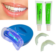 Dental Care White Teeth Whitening Tooth Gel Health Oral Care Kit Dental Treatment LED Teeth Whitening Machine