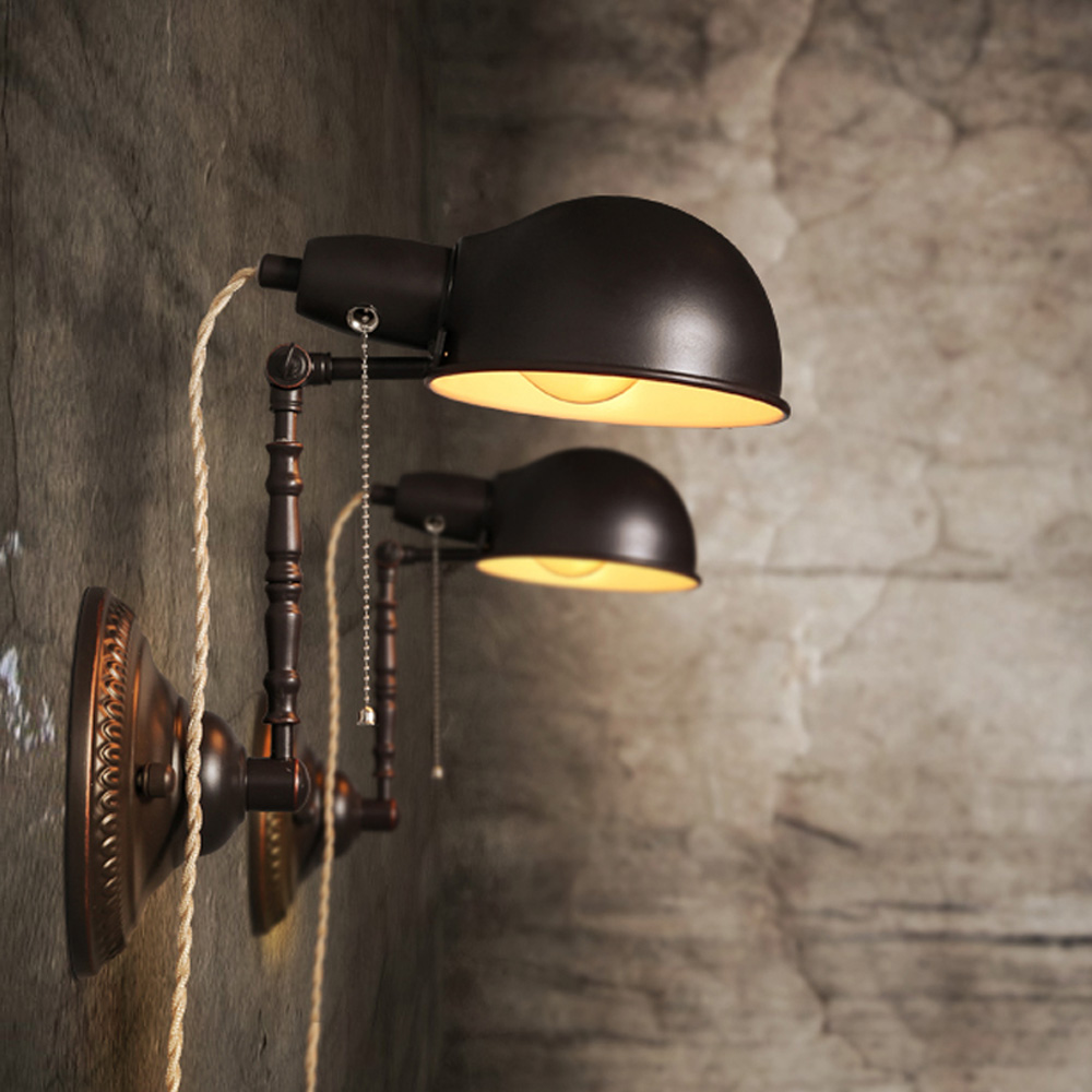 Aliexpress.com : Buy Nordic Wall Lamp European Industrial