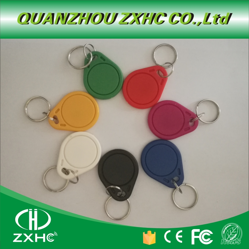 (10PCS) 13.56 Mhz Block Sector 0 RFID M1 S50 UID Changeable Card Tag Keyfob(10PCS) 13.56 Mhz Block Sector 0 RFID M1 S50 UID Changeable Card Tag Keyfob