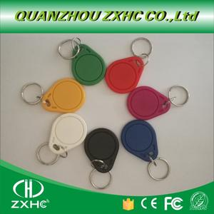 (10PCS) 13.56 Mhz Block Sector 0 RFID M1 S50 UID Changeable Card Tag Keyfob