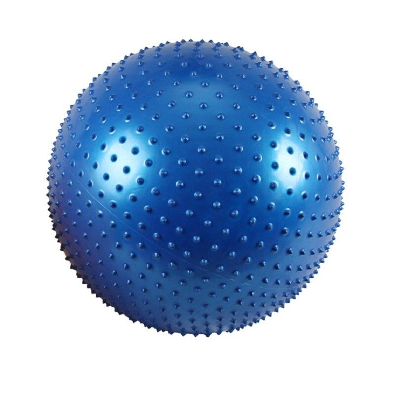 Balle de Yoga ZYMFOX balle de remise en forme exercice Pilates balle d'équilibre Point de remise en forme Point d'entraînement Massage Yoga Pilates balle accessoires