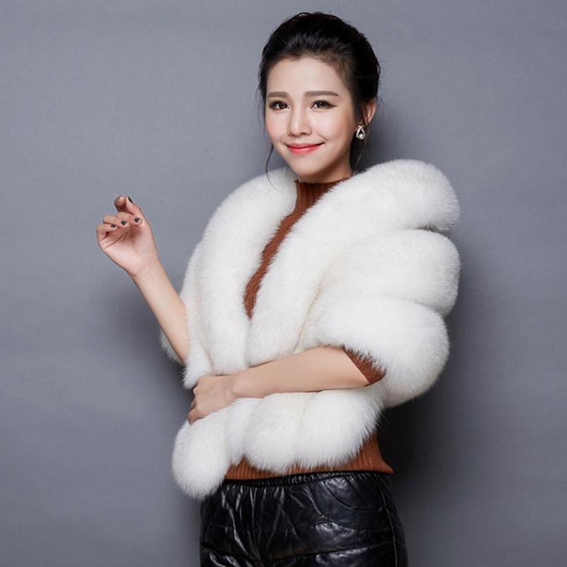 modabelle-Bolero-Women-Faux-Fur-Black-White-Red-Pink-Gray-Wedding-Winter-Coat-Coprispalle-Sposa-Wedding(2)
