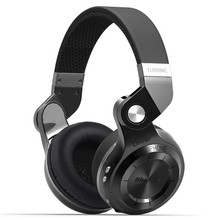Original Bluedio T2+ Foldable Bluetooth 4.1 Headset Stereo Headphones Support FM radio& SD card Functions Music&phone calls