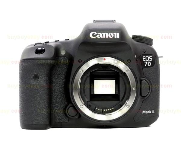 New Canon EOS 7D Mark II MK 2 DSLR Camera Body BLACK Multi Languages