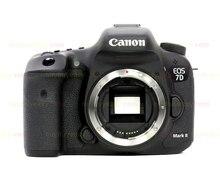 New Canon EOS 7D Mark II MK 2 DSLR Camera Body – BLACK Multi-Languages