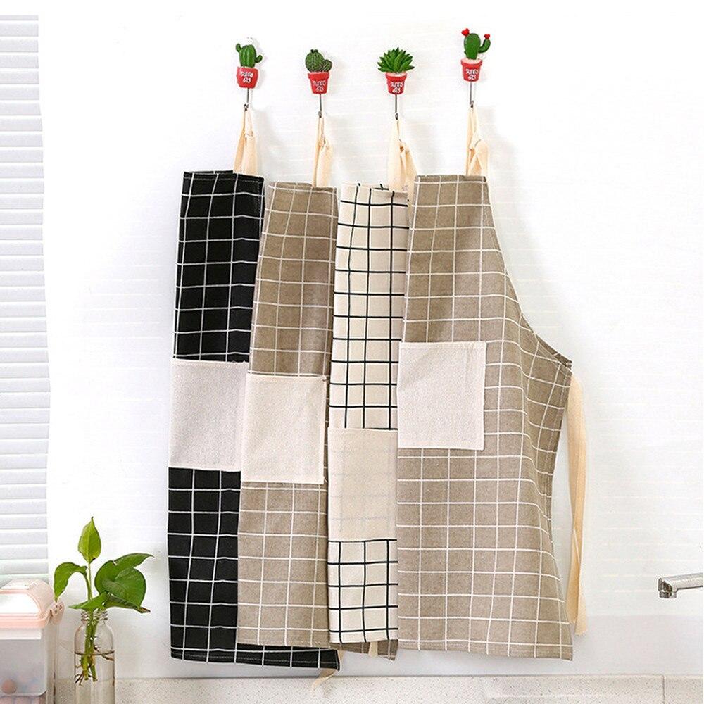 Saingace kitchen apron cooking aprons for woman men Cotton u71121