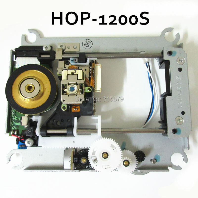 Original HOP-1200S DVD Laser Pickup with Mechanism HOP 1200S for Denon DVD-3910 DCD-2000AE a3 1200s 1230989