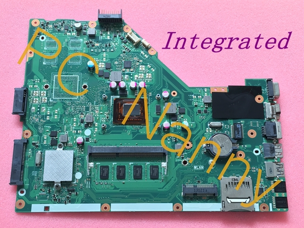 FOR ASUS X55VD X55CR LAPTOP SYSTEM MAIN BOARD REV 3.2 i3-2330M CPU ON BOARD HD GRAPHICS TESTED
