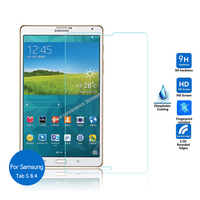 For Samsung Galaxy Tab S 8.4 Tempered Glass screen Protector 9h Safety Protective Film On SM T700 T705 T 700 705 SM-T700 SM-T705