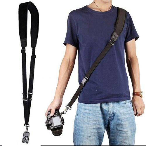 Digital SLR Camera Quick Rapid Camera Sling Strap Shoulder Strap bag For Canon 650D 1000D For Nikon D40 D40X For Sony For Pentan