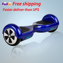 2 Wheel Self Balance Electric Scooters 6 5 Inch 500W Electric Skateboard Hoverboard 36V 4400mah Battery