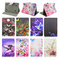 """For Lenovo Miix 10 64GB 3G/Miix 300 10 32Gb10.1"""" Inch Universal Tablet Cover Case PU Leather Covers+Center Film+pen KF492A"""