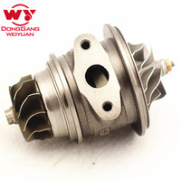 For Fiat Ducato IIII 2.2 100 Multijet 74KW / 101HP 6U3Q6K682AE NEW turbo chra cartridge Billet compressor wheel TD03 49131 05403