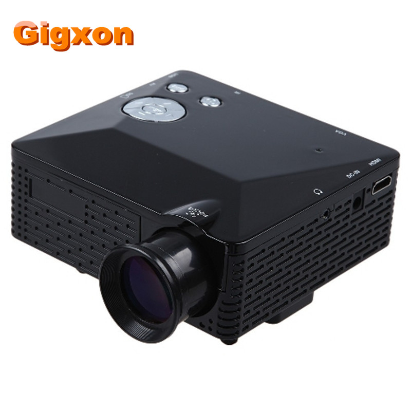 Free shipping Mini LED Projector G810 LCD 500 Lumens Portable Pocket Proyector Projetor Home Theater Proyectores